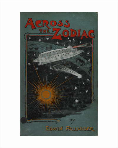 Across the Zodiac by Anonymous