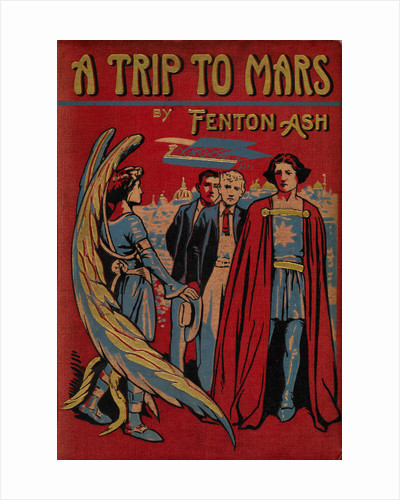 A Trip to Mars by Anonymous