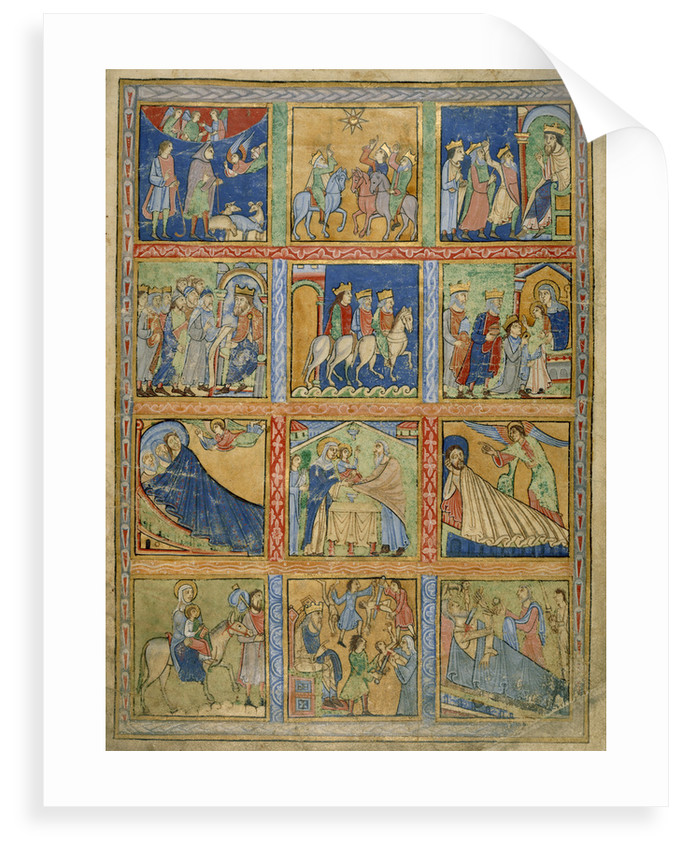 Scenes from the Life of Christ by Anonymous