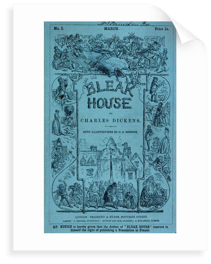 Bleak House by H K Browne