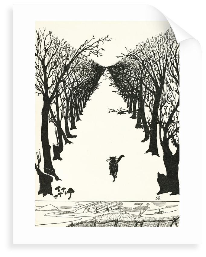The Cat that Walked by Himself by Rudyard Kipling
