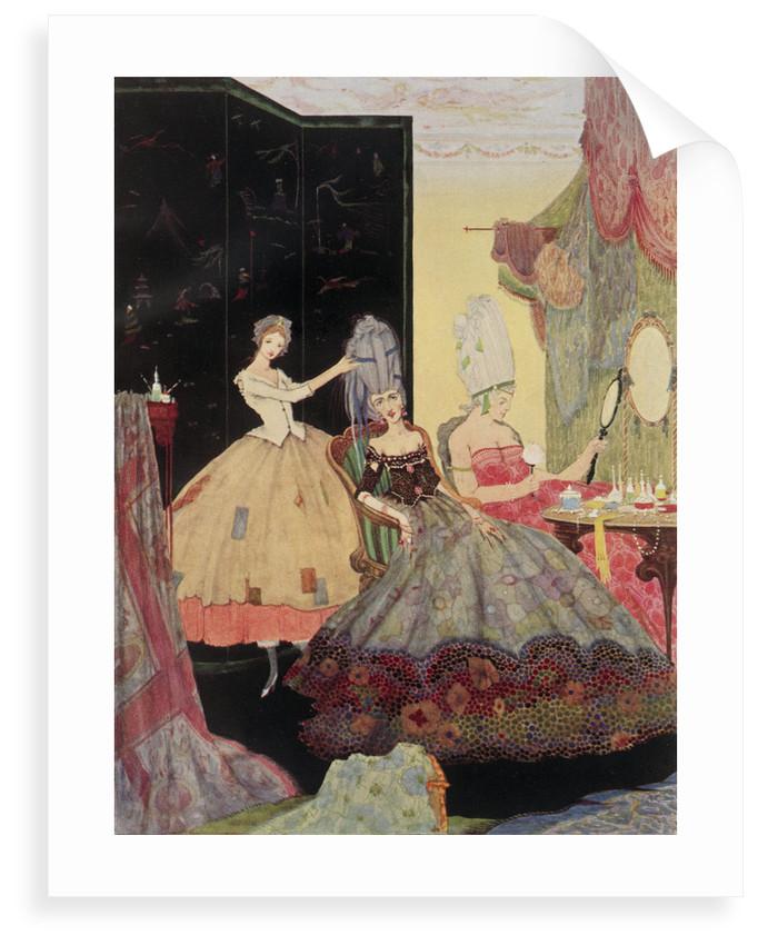 Cinderella by Harry Clarke
