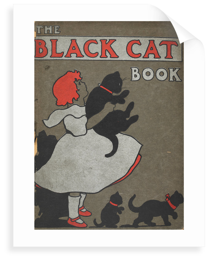 The Black Cat Book by Charles Robinson