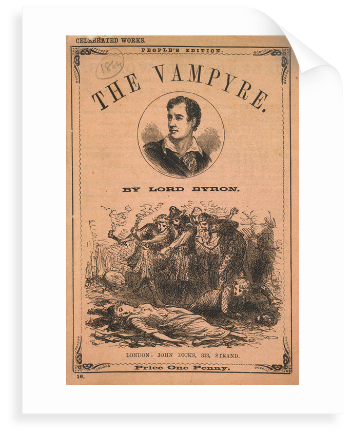Polidori's the Vampyre by Anonymous