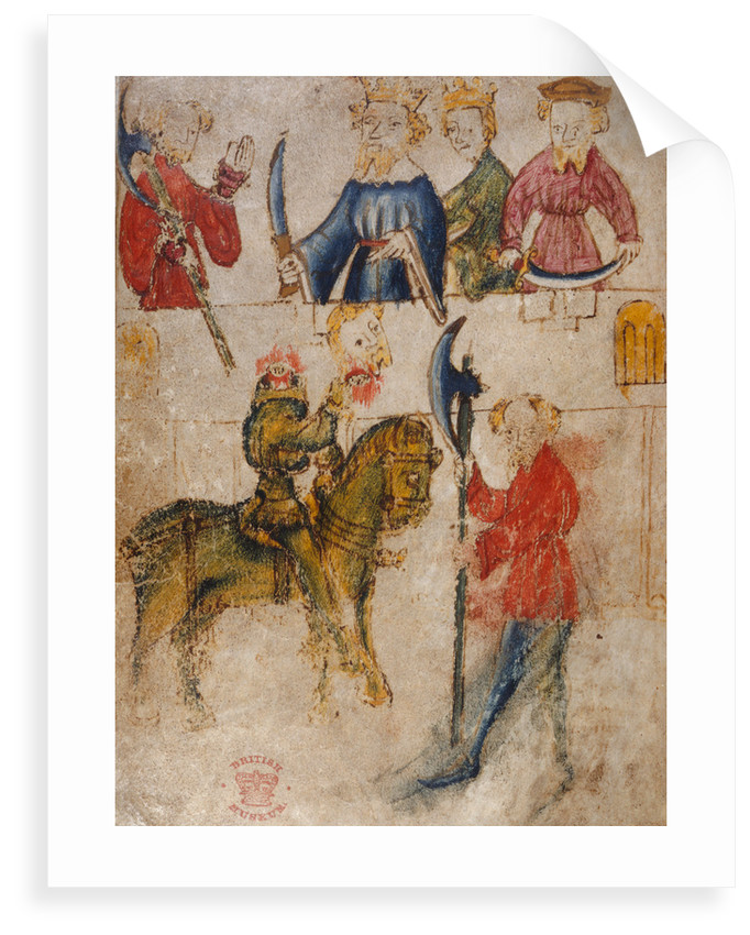 Gawain and the Green Knight by Anonymous