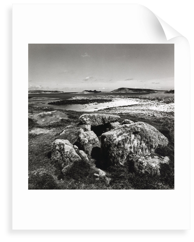 Burial Chamber by Fay Godwin