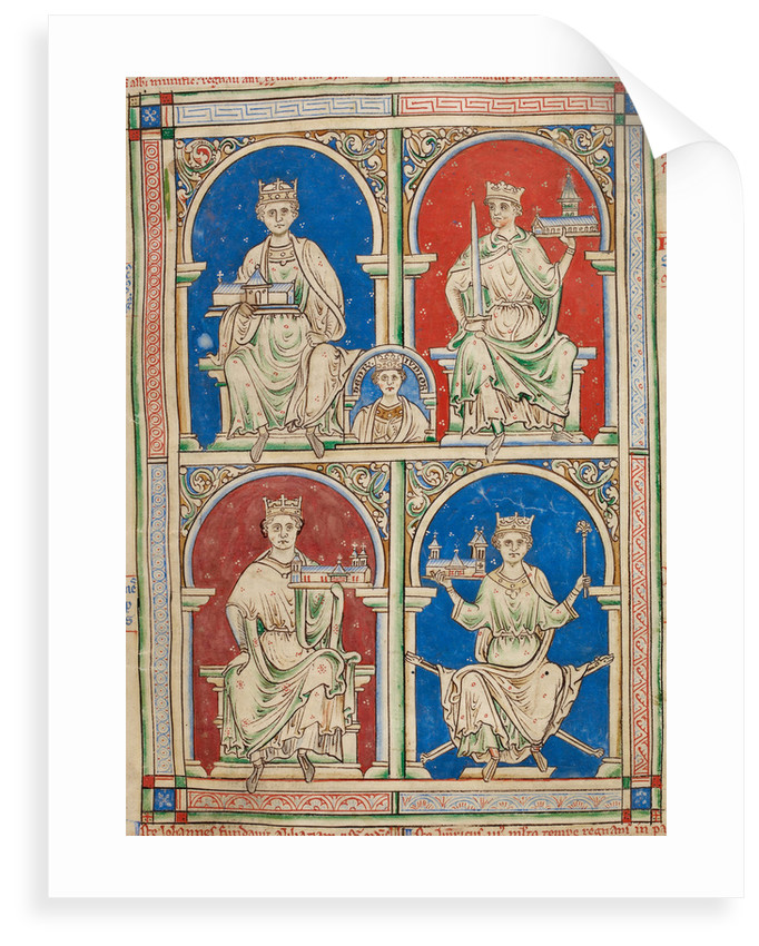 English Kings from Henry II to Henry III by Anonymous
