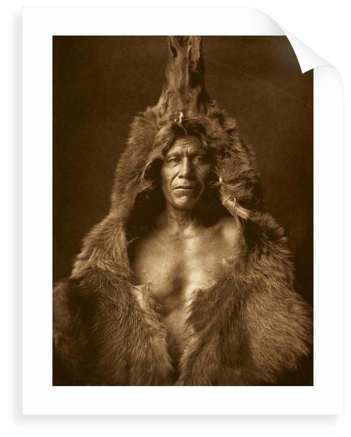 Bear's Belly - Arikara, 1908 by Edward Sheriff Curtis