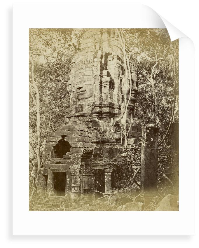 Tower of Prea Sat Ling Poun by John Thomson