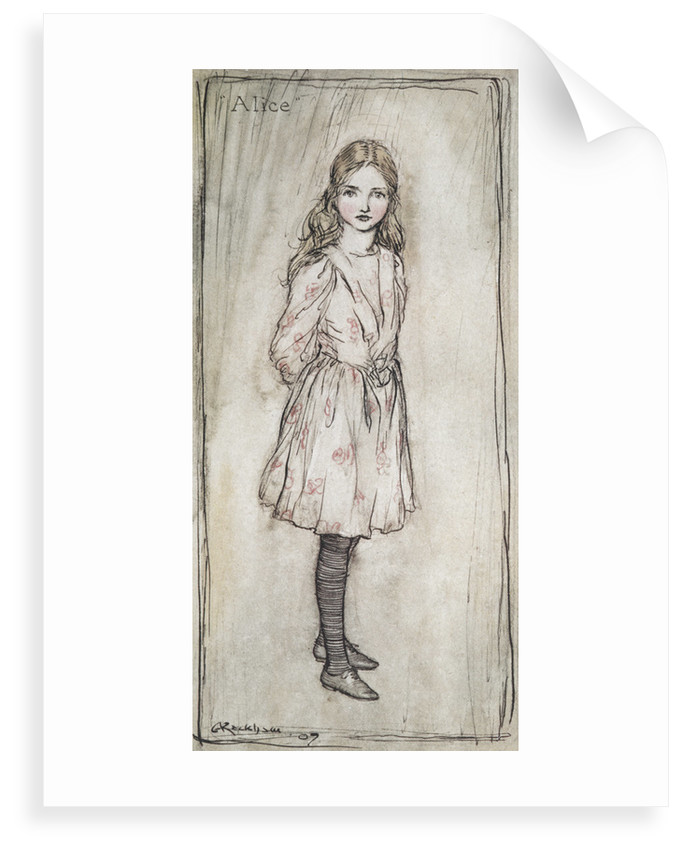 Alice by Arthur Rackham