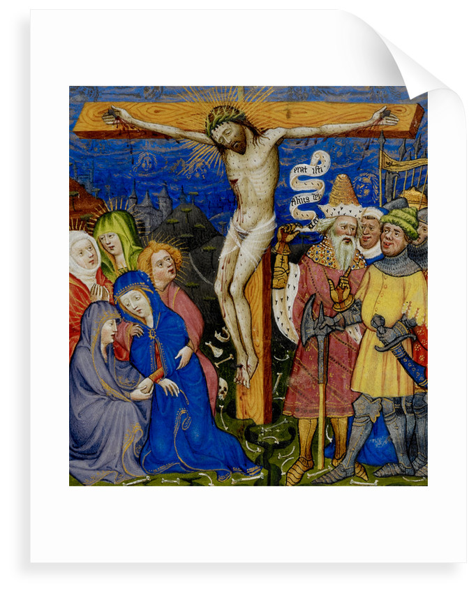 The Crucifixion by Anonymous