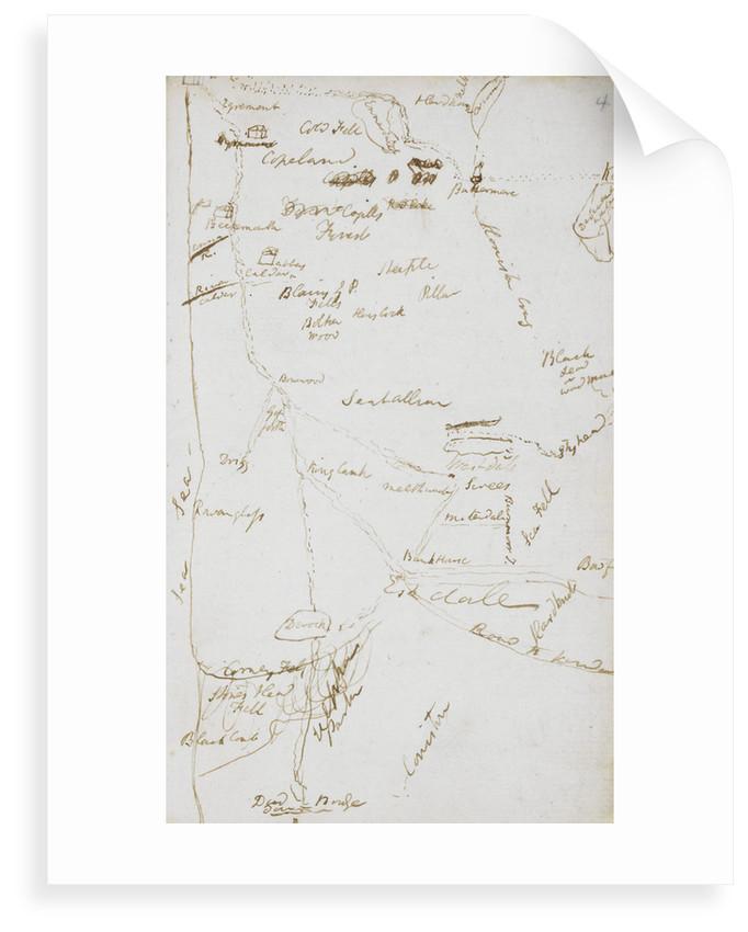 Samuel Coleridge's Lakes notebook by Samuel Coleridge