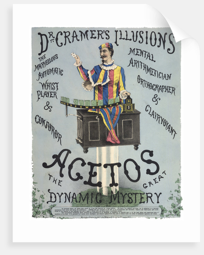 Dr Cramer's Illusions by Anonymous