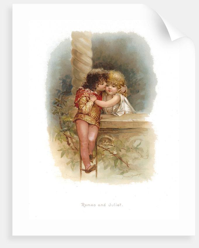 Romeo and Juliet by Edric Vredenburg