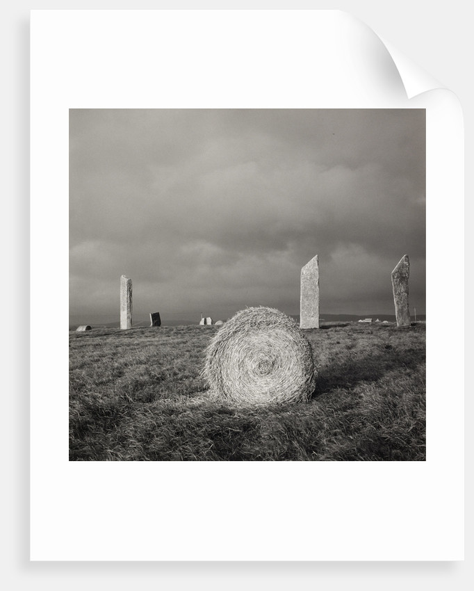 Stones of Stennes by Fay Godwin