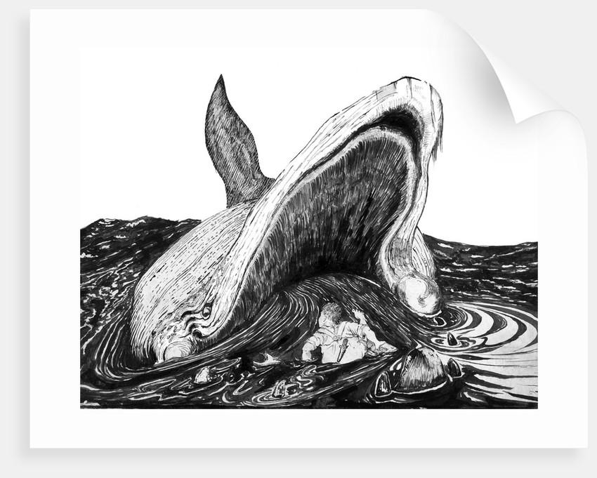 How the whale got his throat by Rudyard Kipling