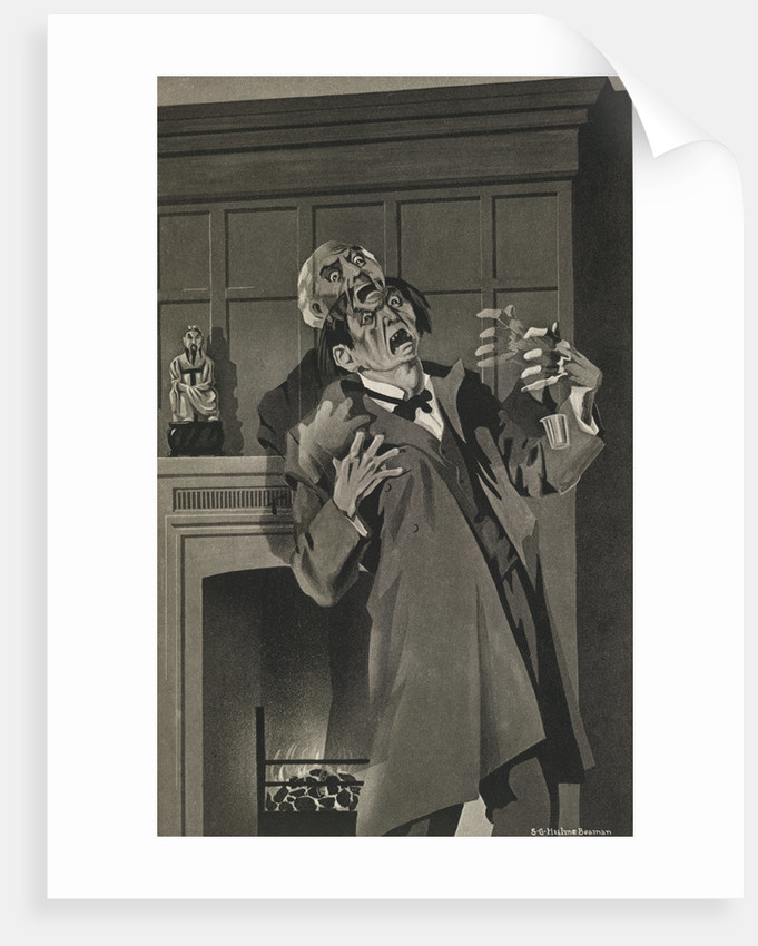 The Strange Case of Dr. Jekyll and Mr. Hyde by S G. Hulme Beaman