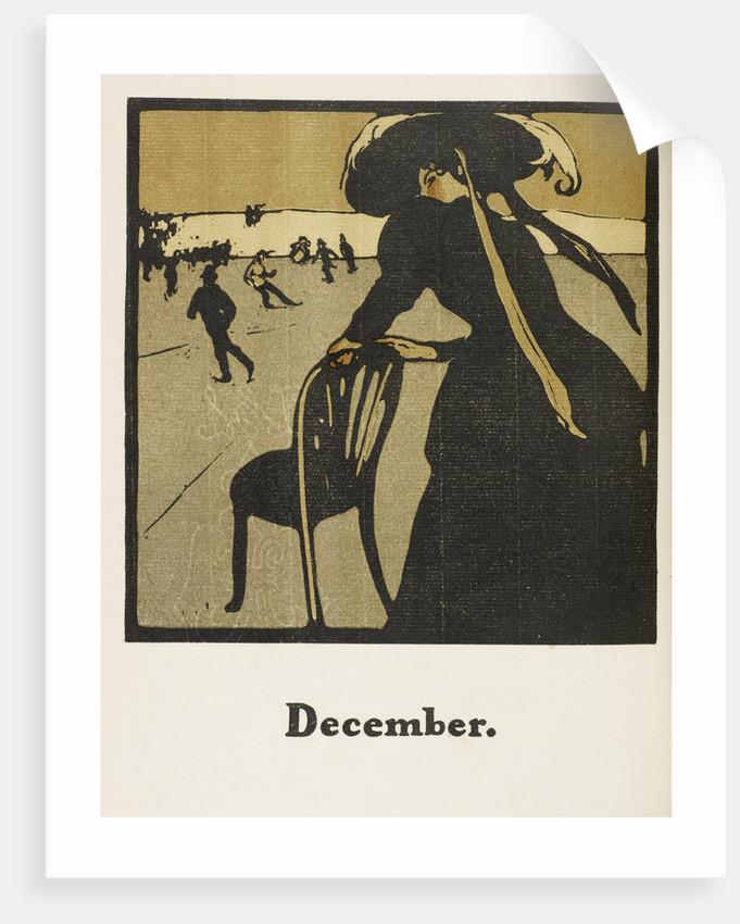 December by William Nicholson