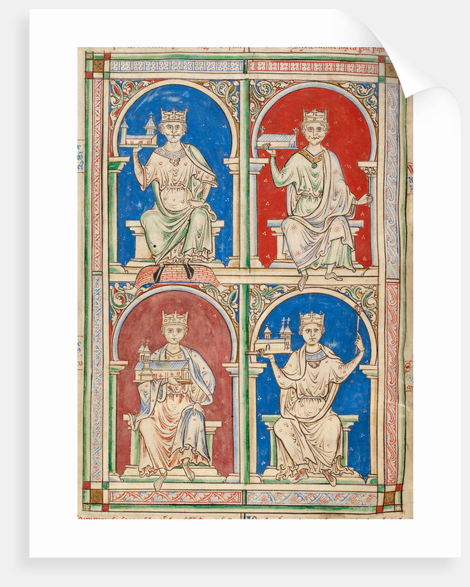 English Kings from William I to Stephen by Anonymous