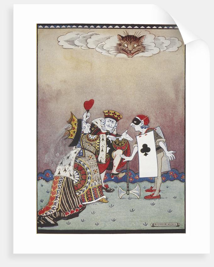 The Queen of Hearts by Gwynedd M Hudson