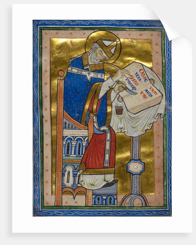 Saint Dunstan by Anonymous