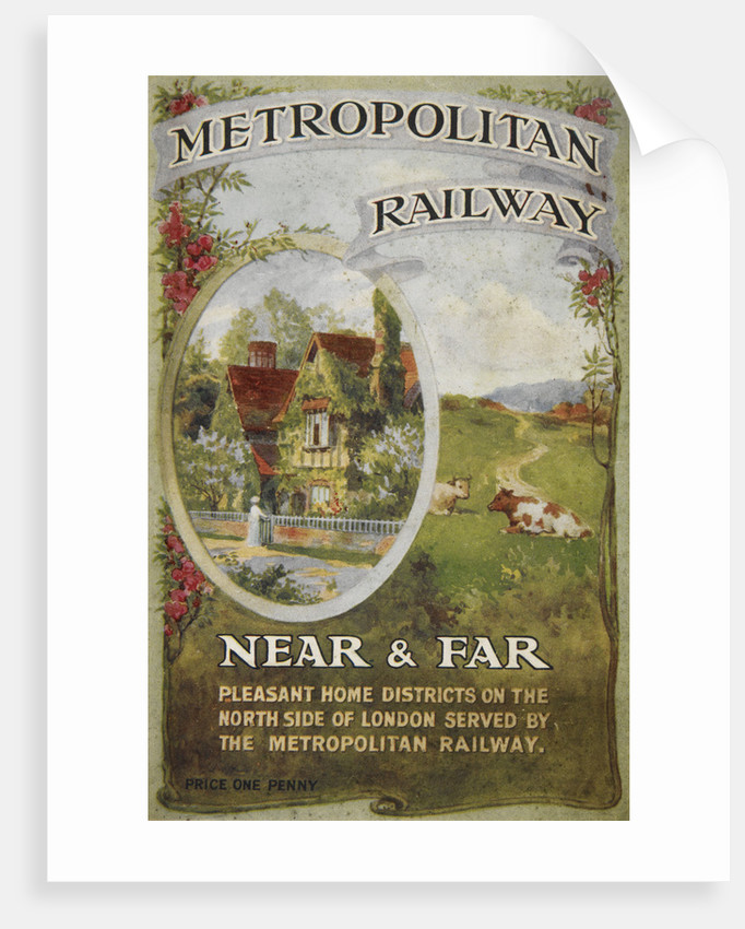 Metropolitan Railway: Near and Far by Anonymous