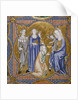 Adoration of the magi by Madonna Master