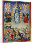 Assumption of the Virgin by Giovan Pietro Birago
