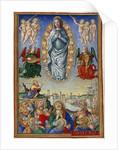 Assumption of the Virgin by Giovan Pietro Birago