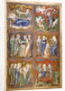 Scenes from the Life of Christ by Madonna Master