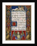 Sforza Hours by Anonymous