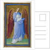 Angel with a book by Belbello da Pavia