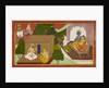 Valmiki teaches the Ramayana by Anonymous