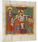 Christ's descent from the cross by Anonymous