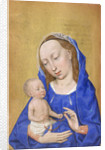 The Virgin and Child by Simon Marmion
