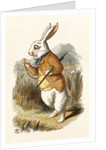 The White Rabbit by John Tenniel