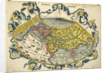 Ptolemic World Map by Claudius Ptolemy