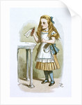Drink me by John Tenniel