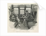 Sherlock Holmes and Dr Watson by Sydney Paget