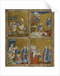 The Golden Haggadah by Anonymous