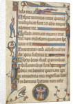 Luttrell Psalter by Anonymous