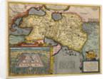 Asia by Abraham Ortelius