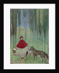 Little Red Riding Hood by Harry Clarke