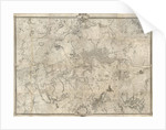 Rocque map of London and Westminster by John Rocque