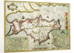 Map of the Isle of Wight by John Speed