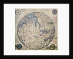 Mappa Mondo by William Frazer