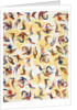 Parrot pattern print by Anonymous