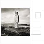 Single Stone, Ring of Broga by Fay Godwin