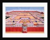Bird's-eye view of the Red Fort, Delhi by Anonymous