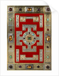 Cover of the Lindisfarne Gospels by Anonymous